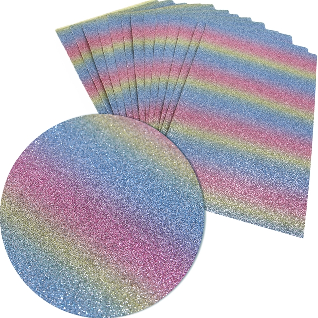 glitter synthetic leather glitter synthetic leather(random direction )
